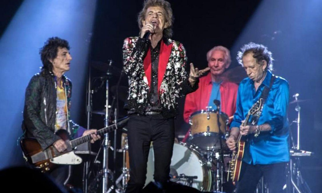 The Rolling Stones. The Rolling Stones reeditaron un tema inédito.