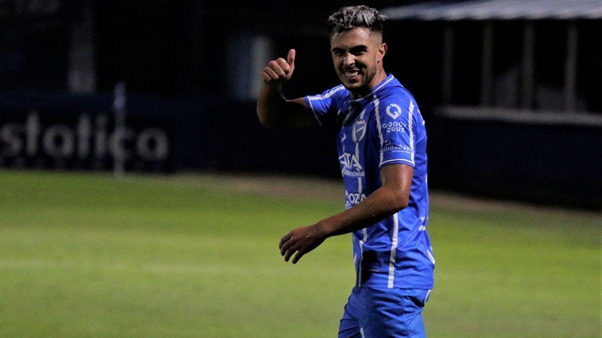 Martín Ojeda estará en el debut de Godoy Cruz en la Liga Profesional de Fútbol.