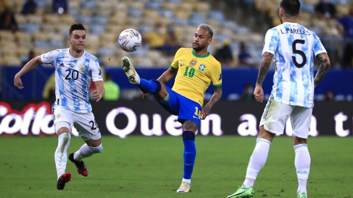 Partidazo en San Juan: la Selección Argentina recibirá a Brasil por las eliminatorias.