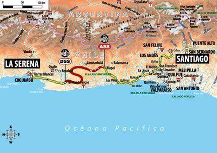 Arrancó la décima etapa del Dakar