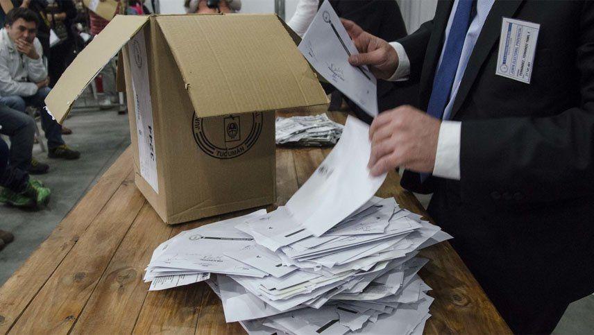 Además de Mendoza, otras cuatro provincias van a las urnas