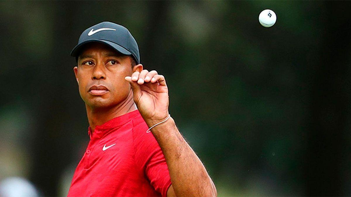 Tiger Woods: parte médico tras el accidente y la operación