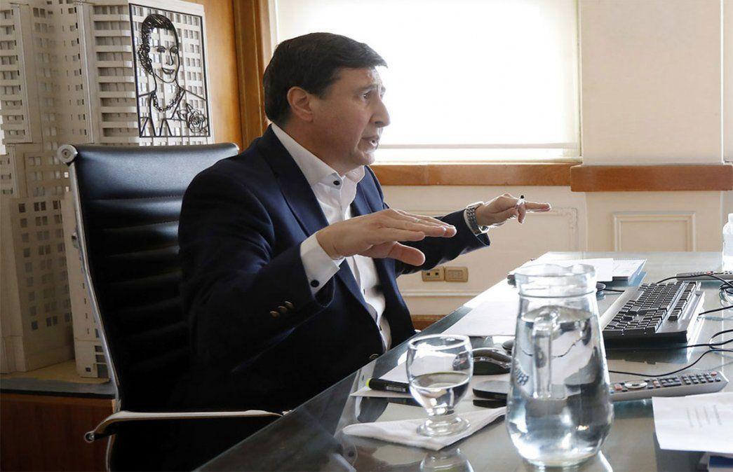 Daniel Arroyo afirmó que si hay un rebrote de coronavirus y la situación social se complica