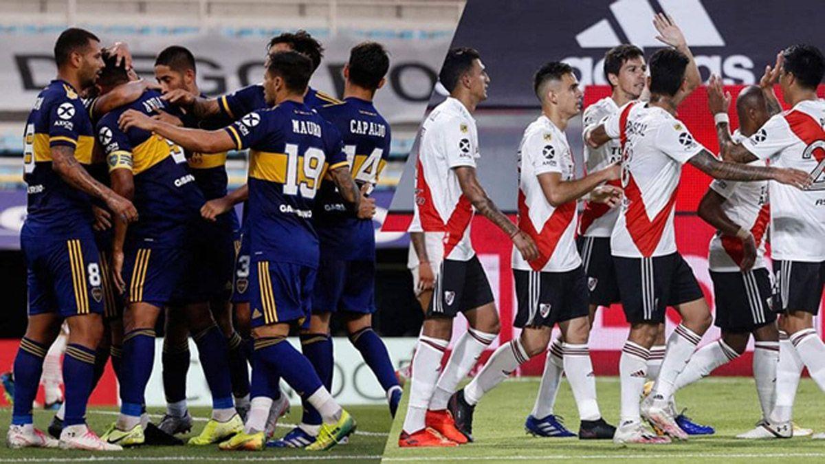 Superclásico: Boca y River jugarán por la Copa Maradona