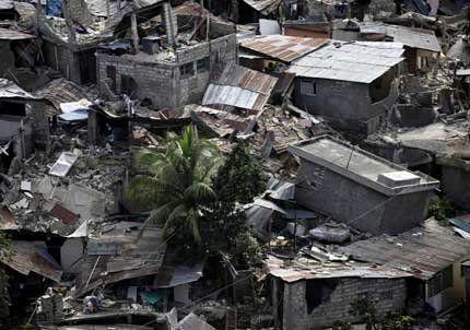 Argentina dispuso enviar ayuda material a la devastada Haití