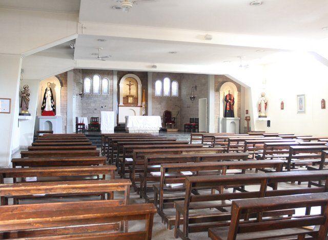 Se robaron el Santísimo Sacramento de una iglesia de San Rafael