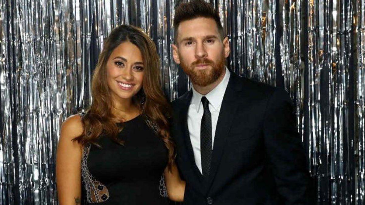 Messi y Antonela: los memes por la fake news de la separación