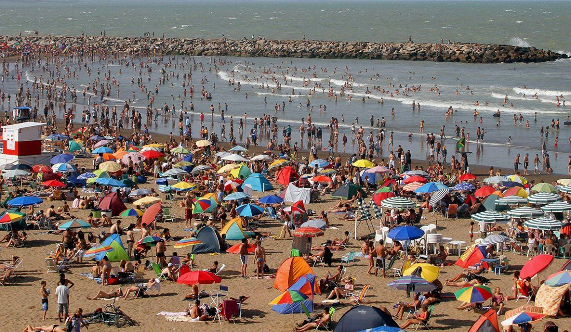Los nuevos casos de coronavirus en Mar del Plata preocupa a las autoridades a horas del inicio de la temporada
