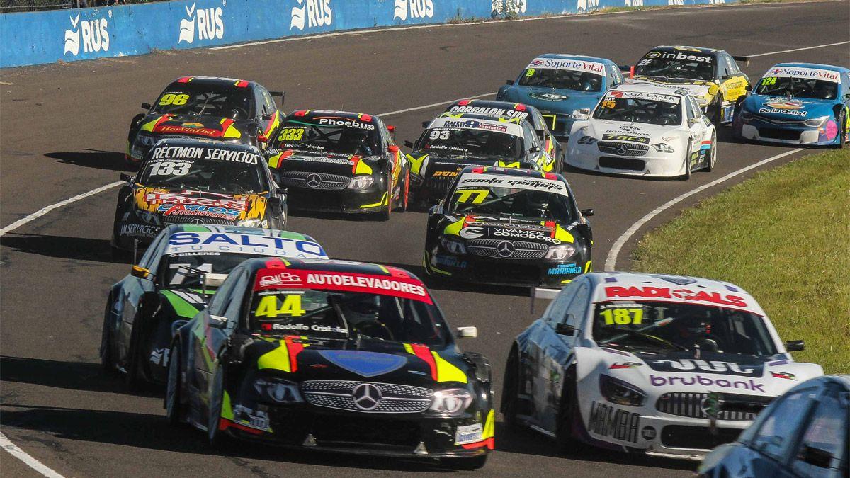 El GP Coronación de Top Race tendrá público
