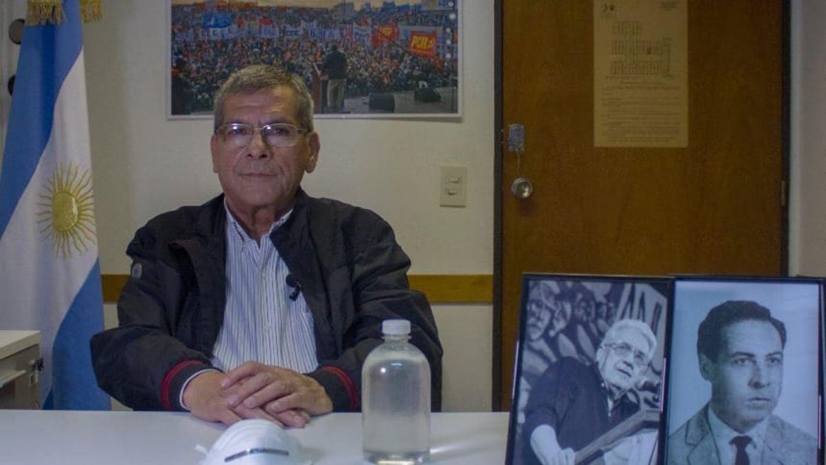 Diputado de la Corriente Clasista y Combativa presentó un proyecto para repudiar a Cornejo