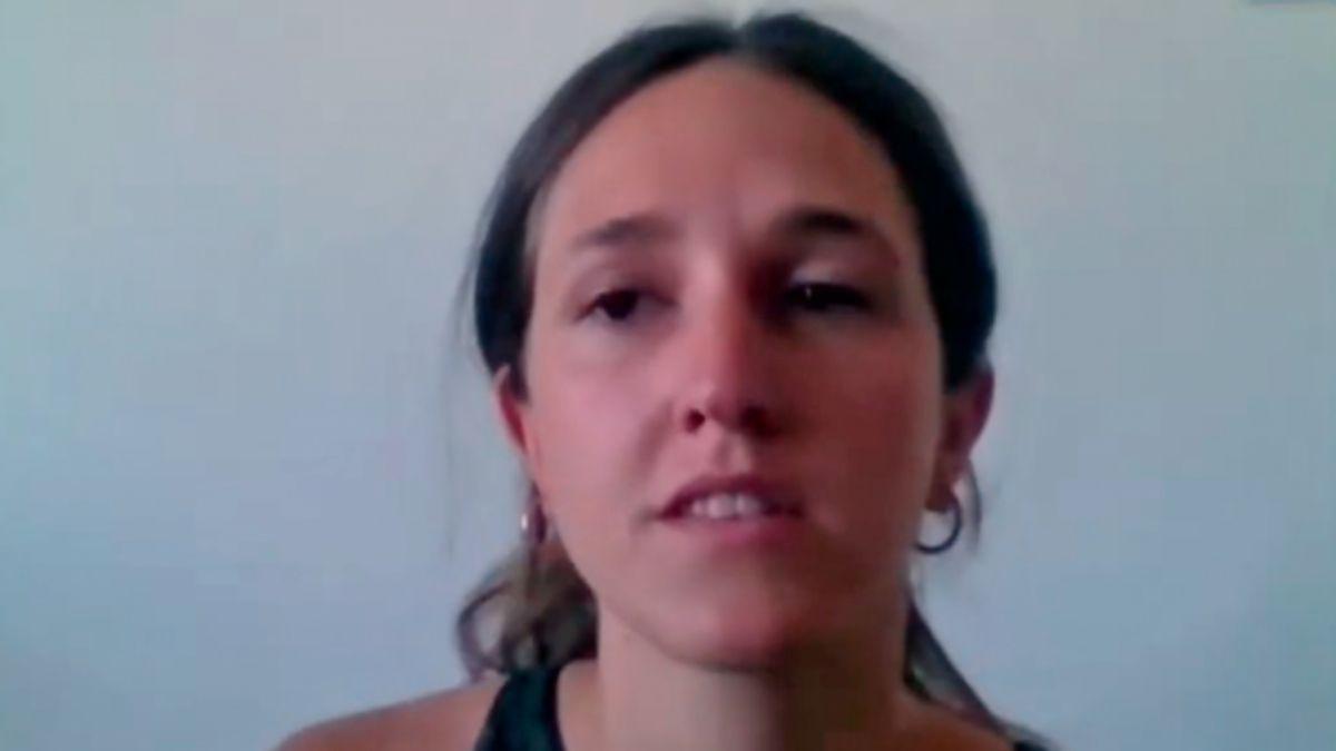 Federica Polizzi es integrante del equipo ganador