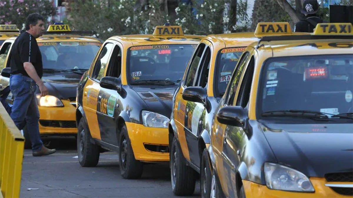 Aumentaron las tarifas en taxis y remises