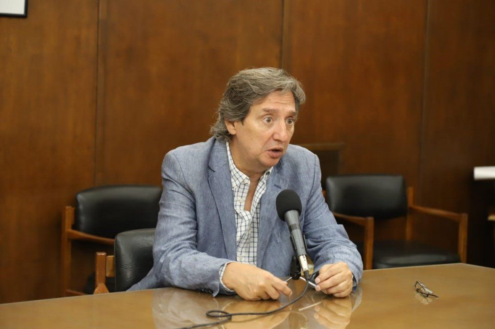 El intendente de San Rafael