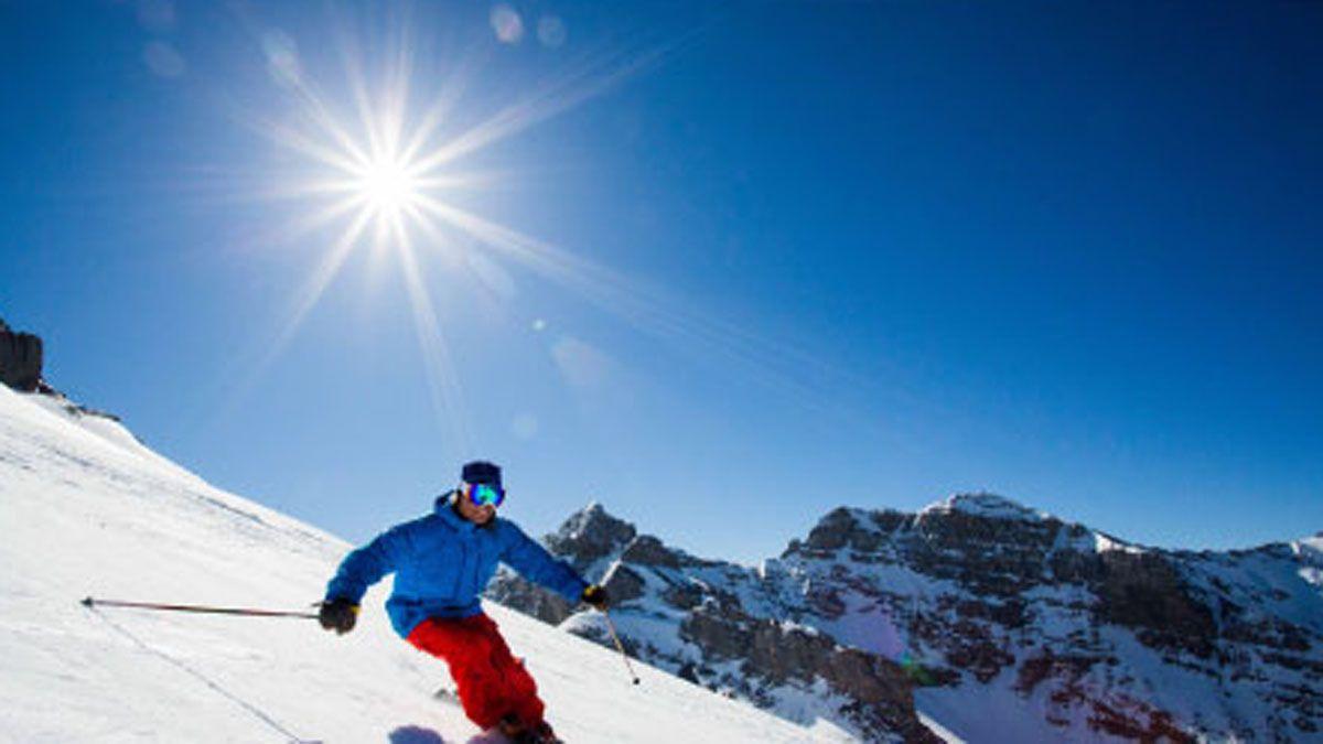 Una pista con nieve artificial prevé la propuesta.