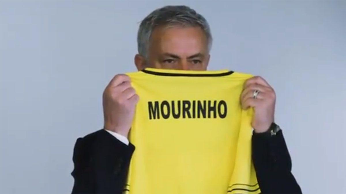 Mourinho y su nuevo trabajo tras ser despedido del Tottenham