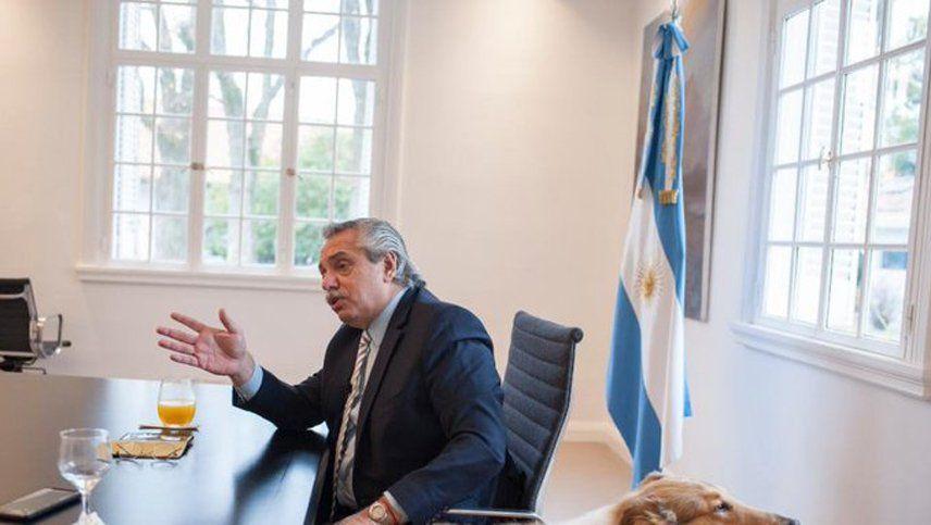 Alberto Fernández prepara un plan de incentivos para las provincias