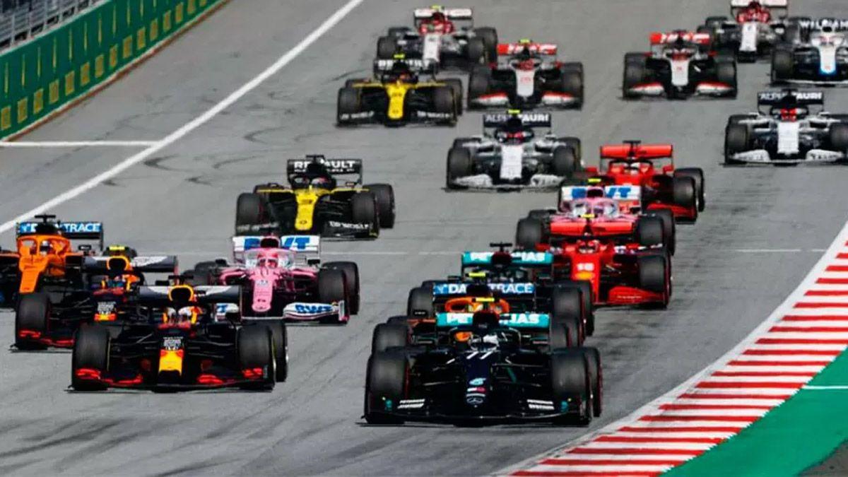 La Fórmula 1 definió su calendario 2021