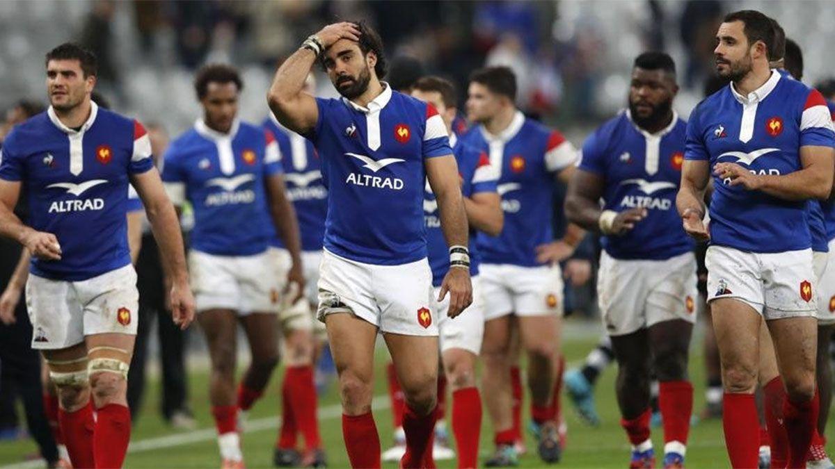 Le prohibirían a Francia jugar el Seis Naciones