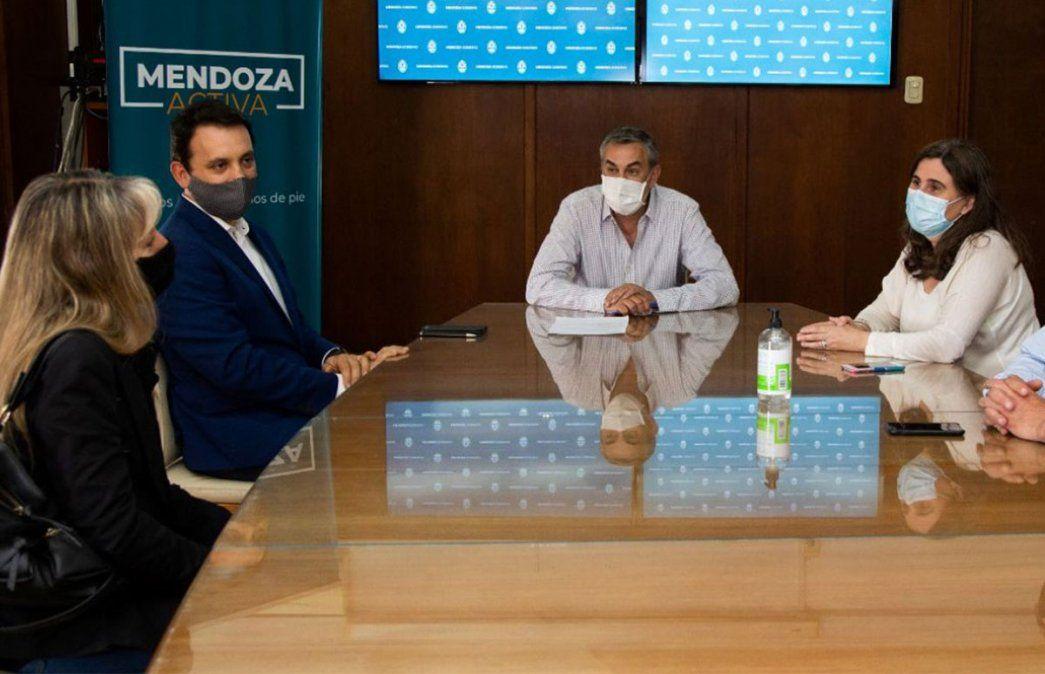El Ministerio de Economía y Energía cerró administrativamente la tercera convocatoria de Mendoza Activa