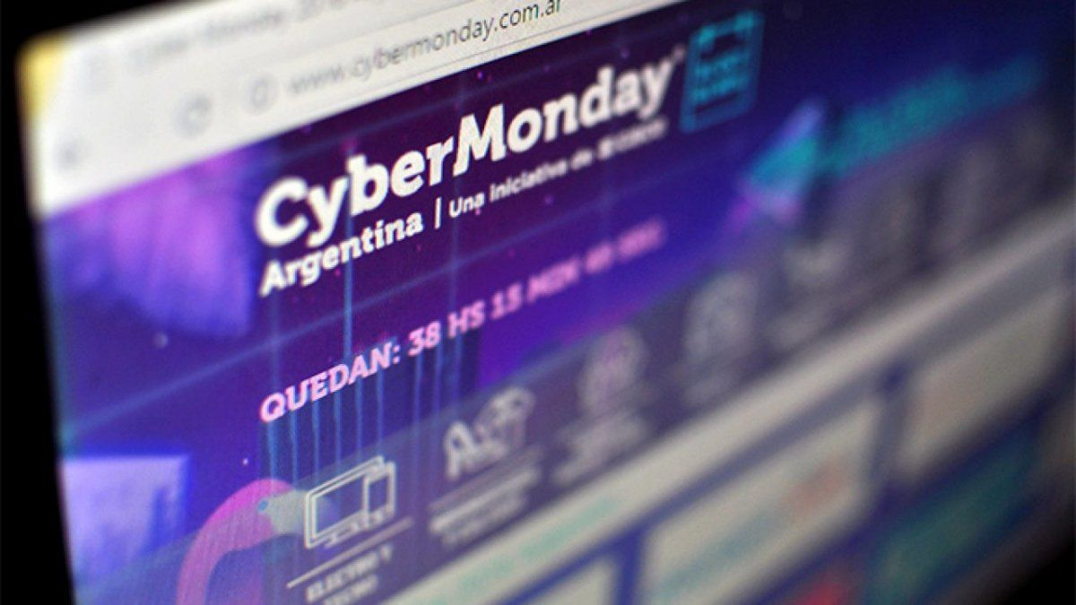 El CyberMonday tuvo ventas muy superiores a su edición anterior.