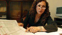 La presidenta de la Junta Electoral del PJ, Patricia Fadel, salió a responder al gobernador sobre la prohibición de las colectoras.