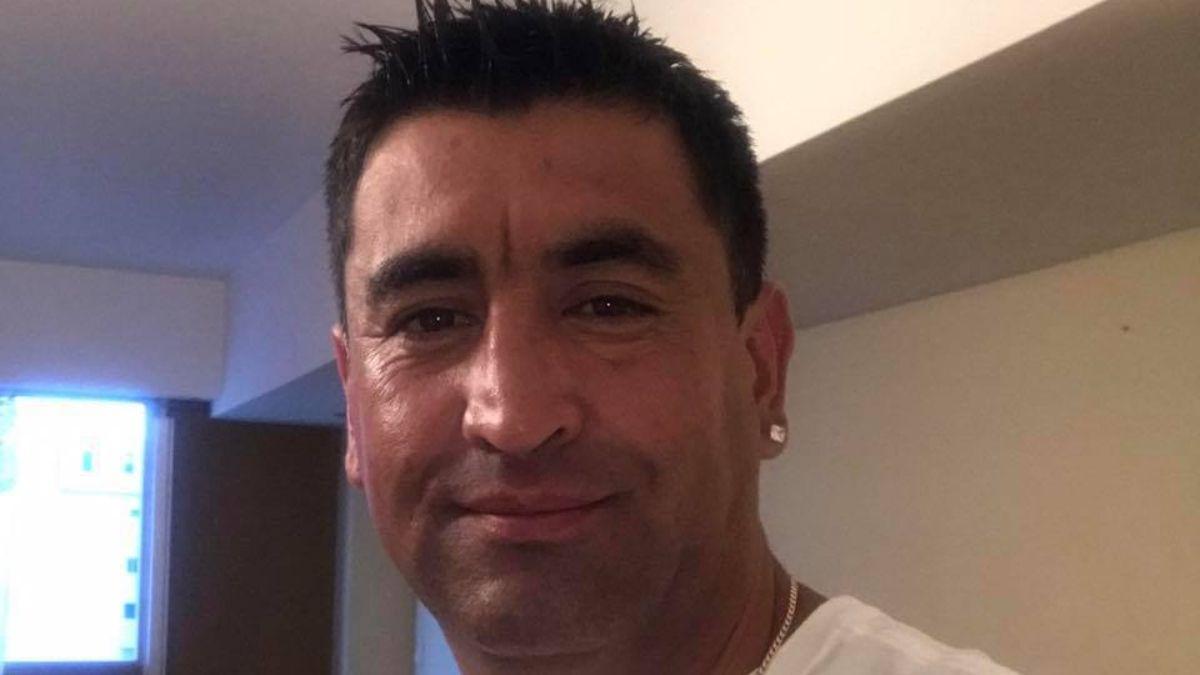 Matías Fido Díaz, uno de los imputados por el femicidio de Abigail Carniel.