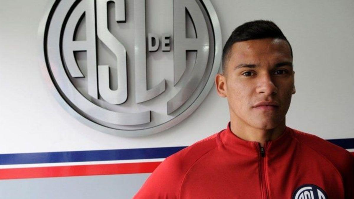 Andrés Herrera fue lesionado por su compañero Ángel Romero.