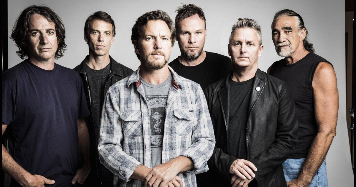 Rock and roll. Pearl Jam lanza 200 shows en forma digital.