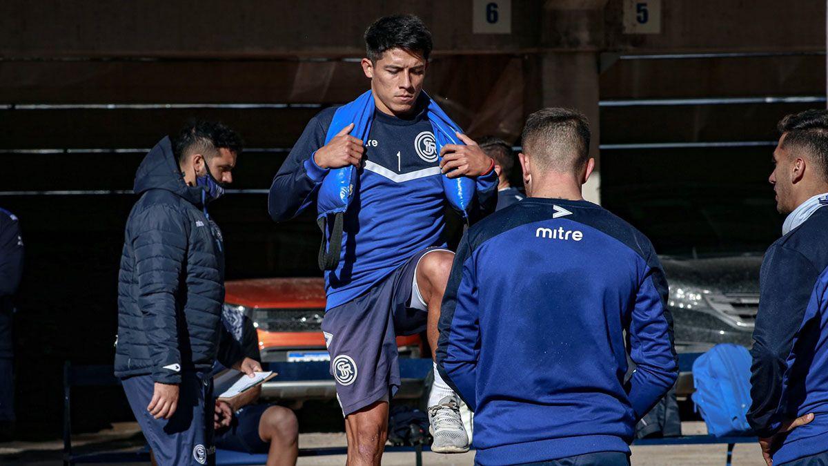 Lautaro Disanto se despidió de Independiente Rivadavia.