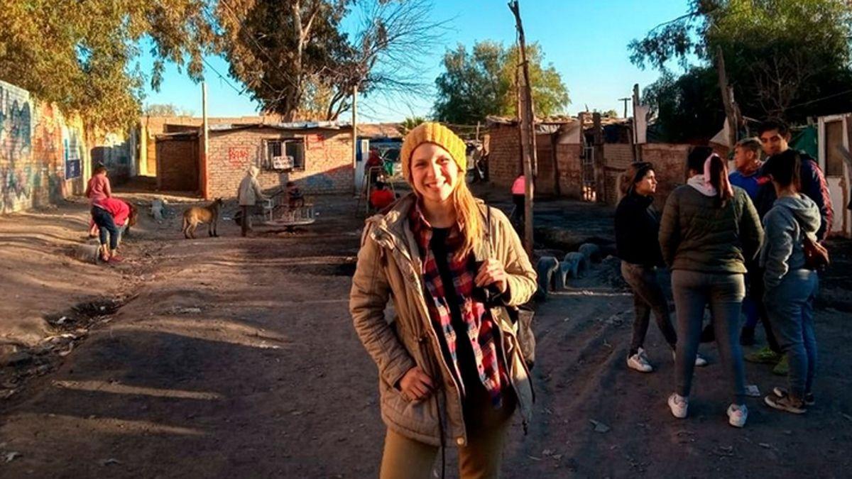 La fundación Generando Puentes trabaja en barrios populares de Las Heras, Maipú, Guaymallén y Godoy Cruz.
