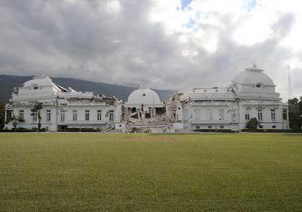 El terremoto en Haití dejó sin hogar a tres millones de personas