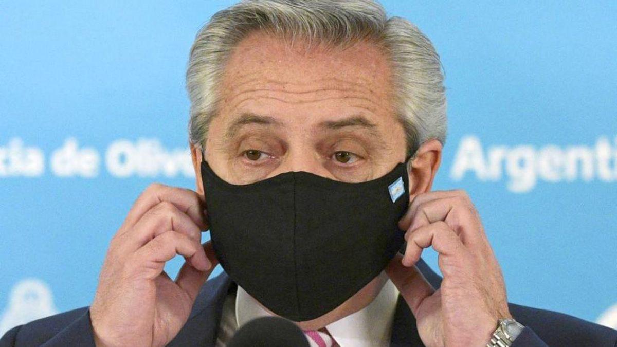 Alberto Fernández afirmó este viernes que no se registraron contagios importantes en colegios sino que se tratan de casos aislados de coronavirus.