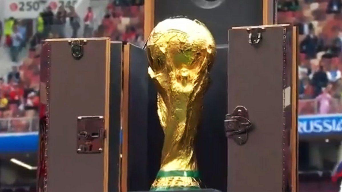 La FIFA quiere organizar el Mundial cada dos años