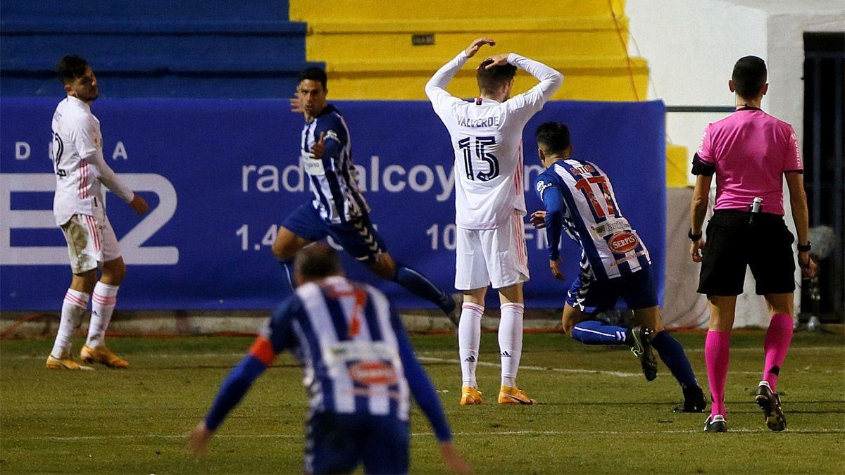 Real Madrid sufrió una eliminación histórica