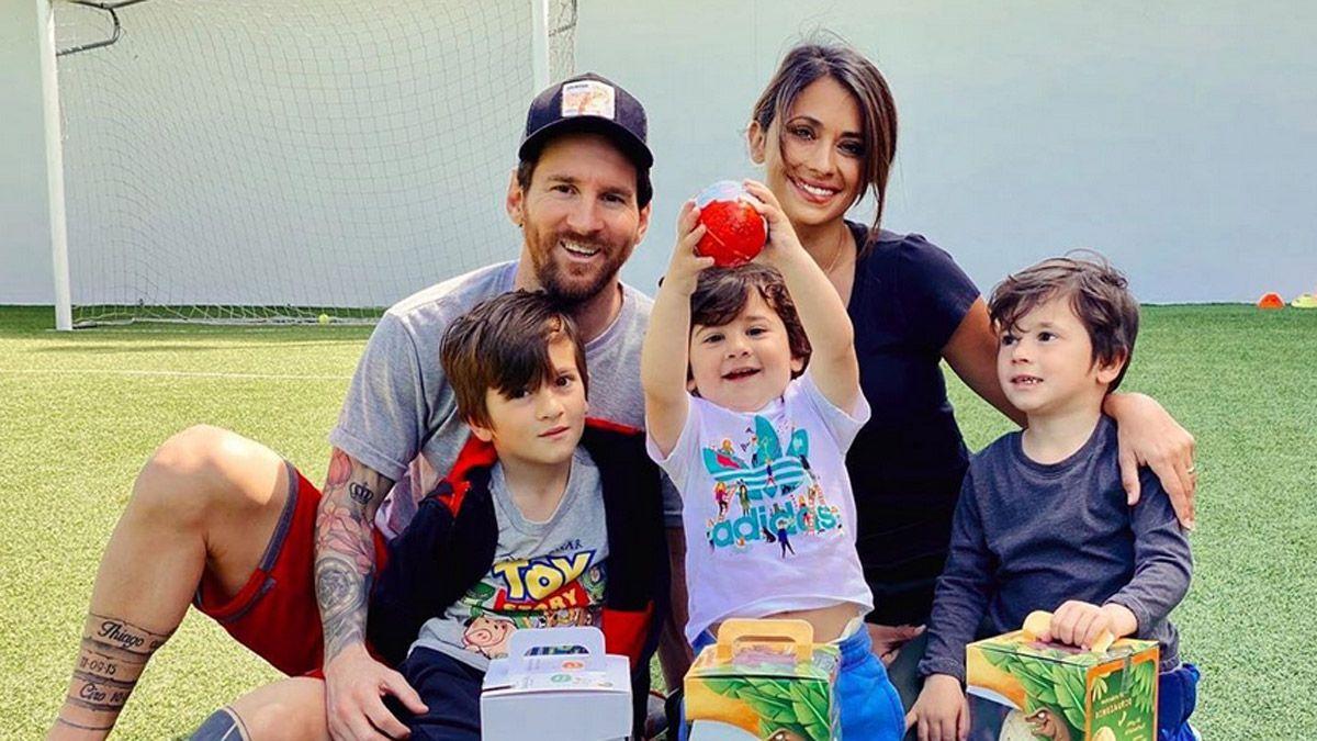 El drama familiar de Messi por el Barcelona