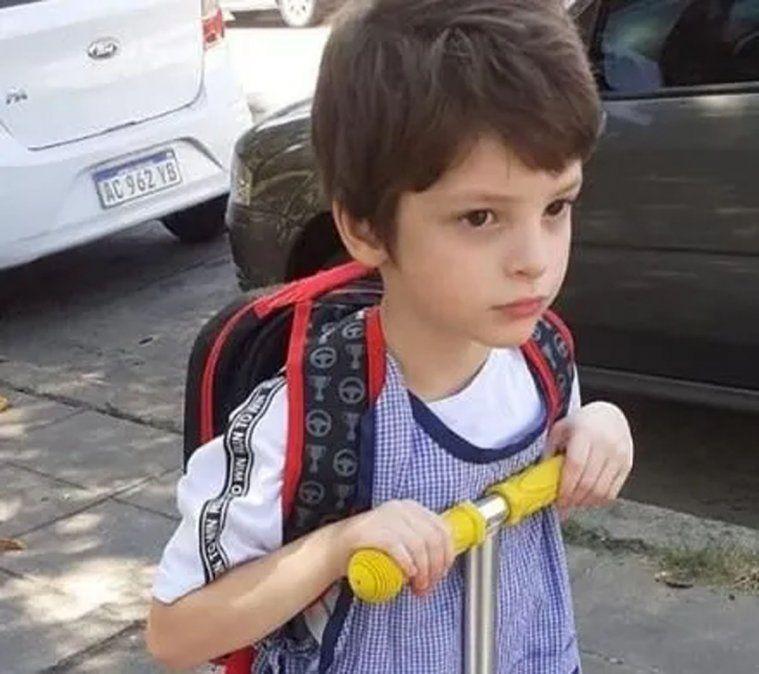 Luis Ventura reveló el drama de su hijo Antoñito, de 6 años