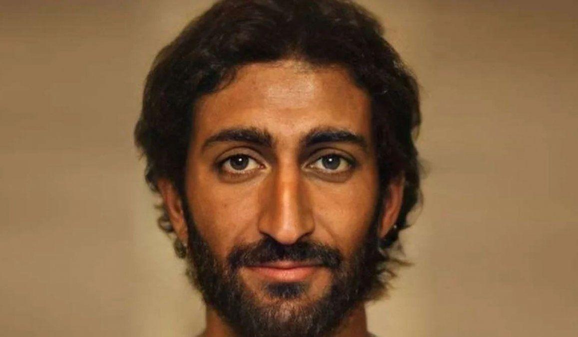 Así sería el rostro de Jesús