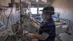 La ocupación de camas en terapia intensiva por casos de Covid en Mendoza viene disminuyendo semana a semana.