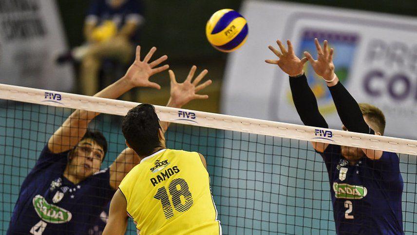 UPCN perdió ante Sada Cruzeiro de Brasil y se quedó sin Mundial de Clubes
