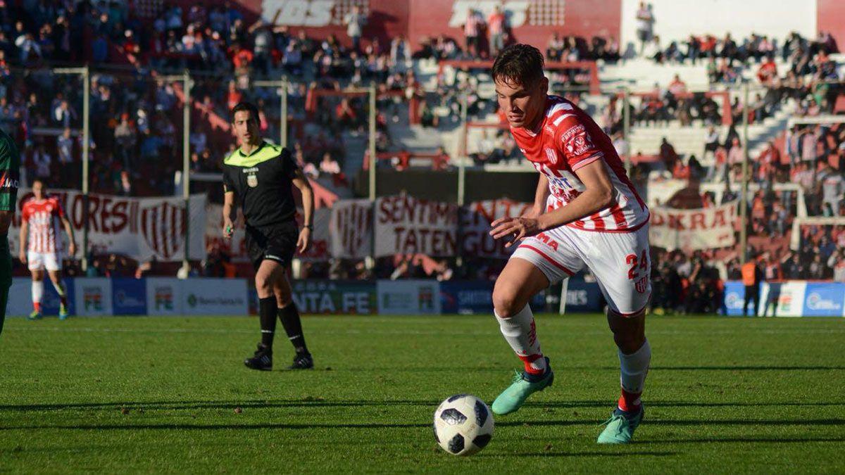 El zaguero central es la última incorporación del equipo dirigido por Gabriel Gómez.