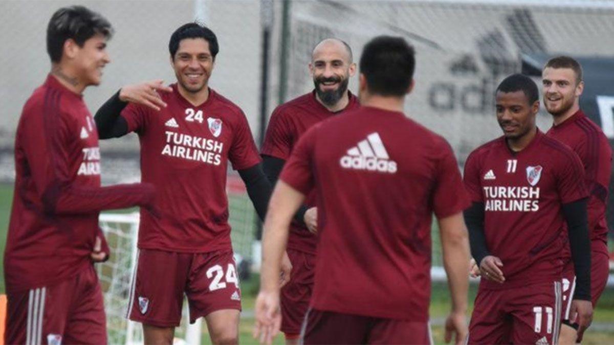 River volverá a ser testeado. Se prepara para jugar la Copa Libertadores.
