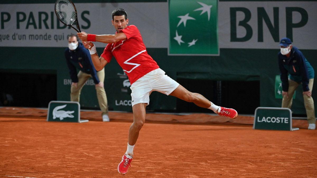 Djokovic jugará la final de Roland Garros ante Nadal