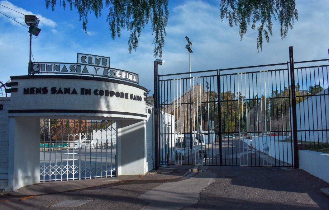Gimnasia y Esgrima cumple 112 años de vida