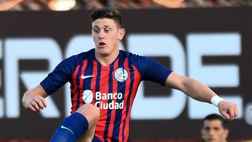 El Galatasaray busca a Adolfo Gaich, al que considera el nuevo Higuaín