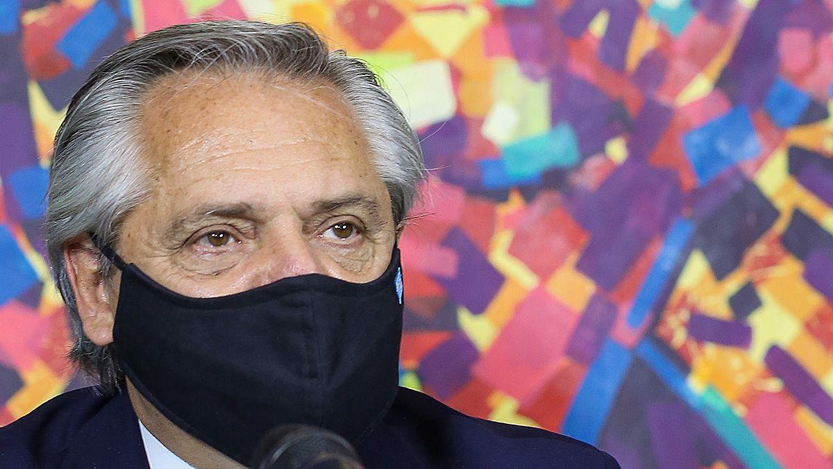 El presidente Alberto Fernández habló sobre cómo está cursando la enfermedad de coronavirus. Destacó que si no fuera por la vacuna