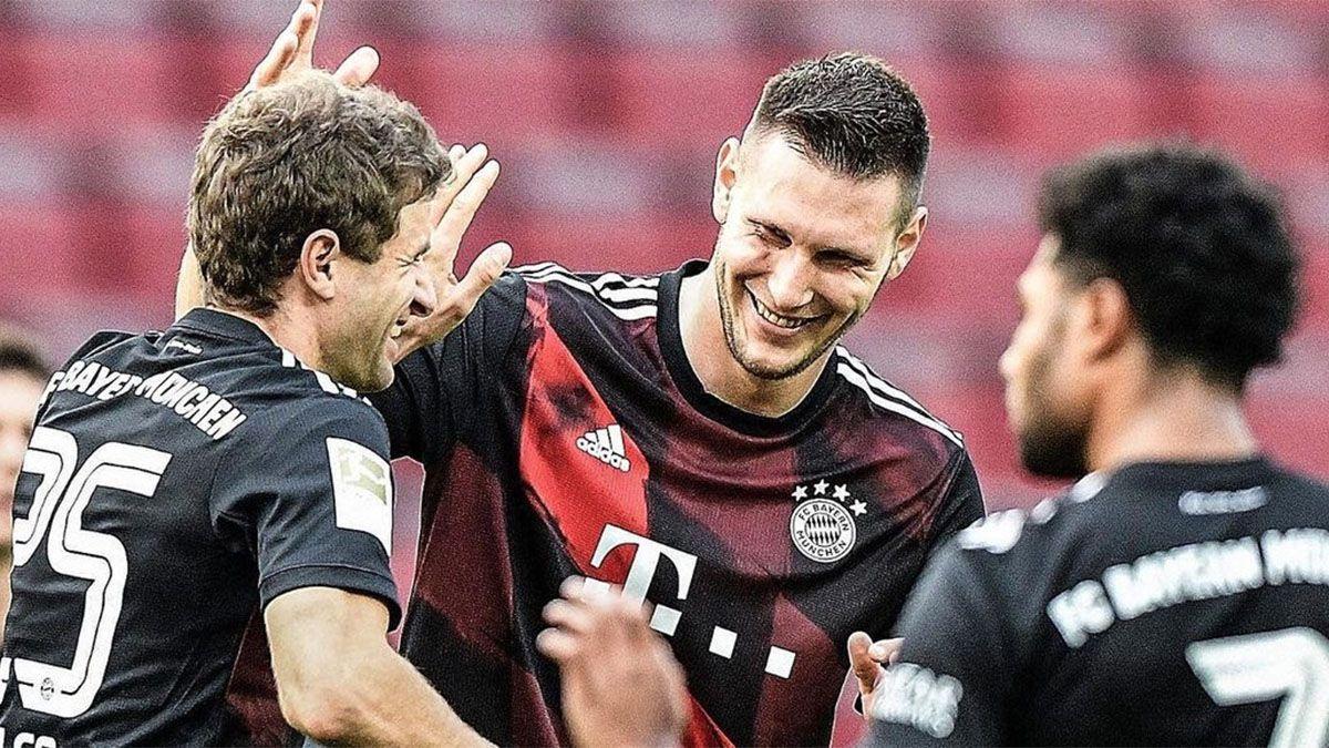 Bayern Munich anda derecho en la Bundesliga