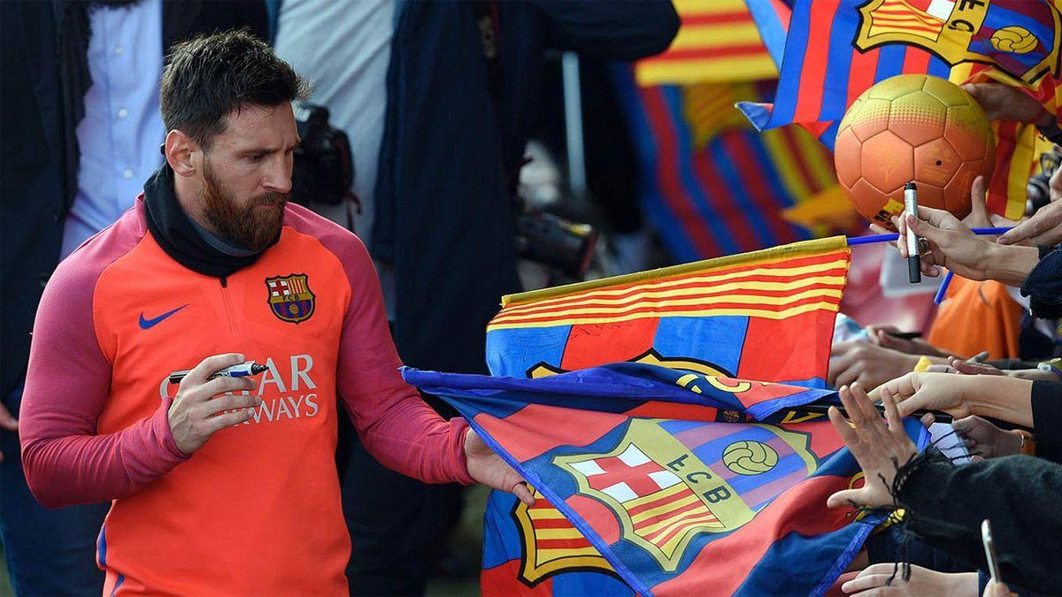 Messi sigue sin aparecer y se viene una reunión cumbre