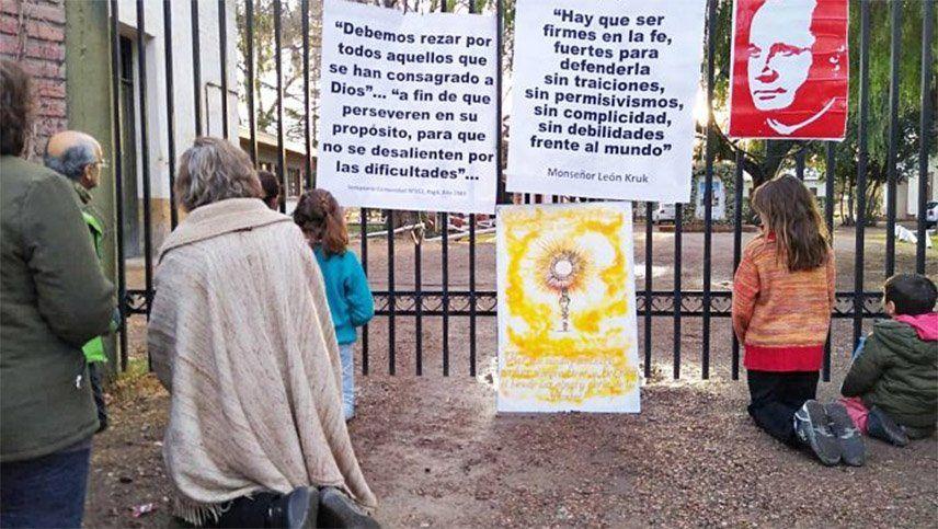 La insólita pelea que llevó a que el Papa decidiera el cierre de un seminario de Mendoza