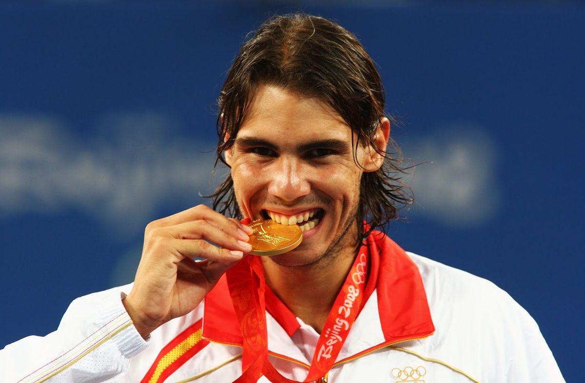 Rafael Nadal no intentará ganar el oro en los Juegos Olímpicos, como hizo en 2008.
