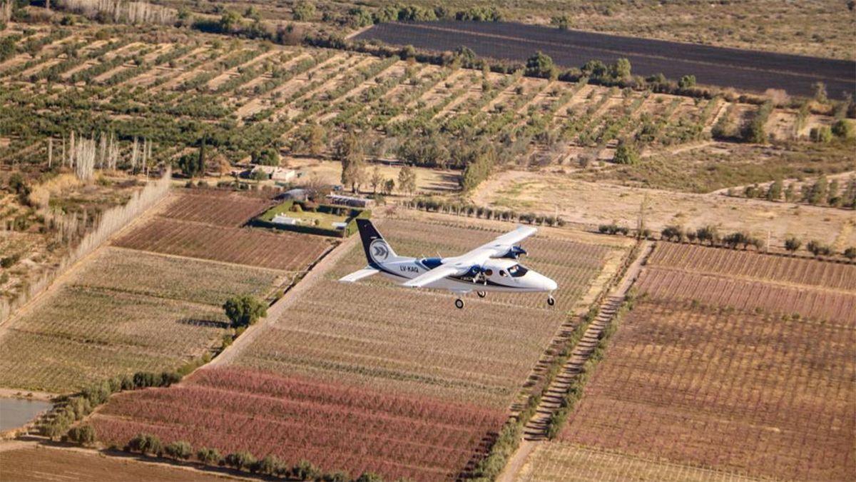 Mendoza tiene aeródromo renovado: invirtieron U$S35 millones
